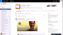 How to use Yammer  UoPeople Online Social Campus