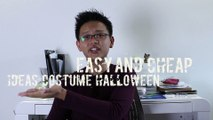 Cheap & Easy Halloween Costume Ideas //CEHCI