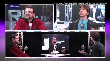 Maritima TV interview Q.P.G. Films et Alain FINO