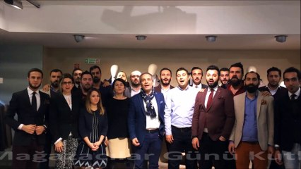 Hatemoğlu'ndan 12 Aralık Mağazacılar Günü Mesajı