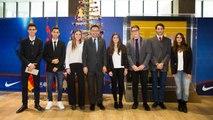FC Barcelona: Llotja jove al Camp Nou