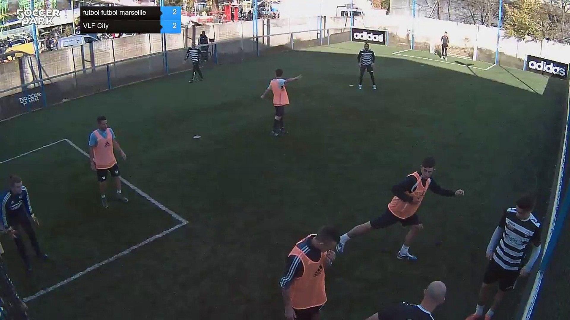 futbol futbol marseille Vs VLF City - 12/12/15 11:22 - F5WC Finale regionale - Antibes Soccer Park