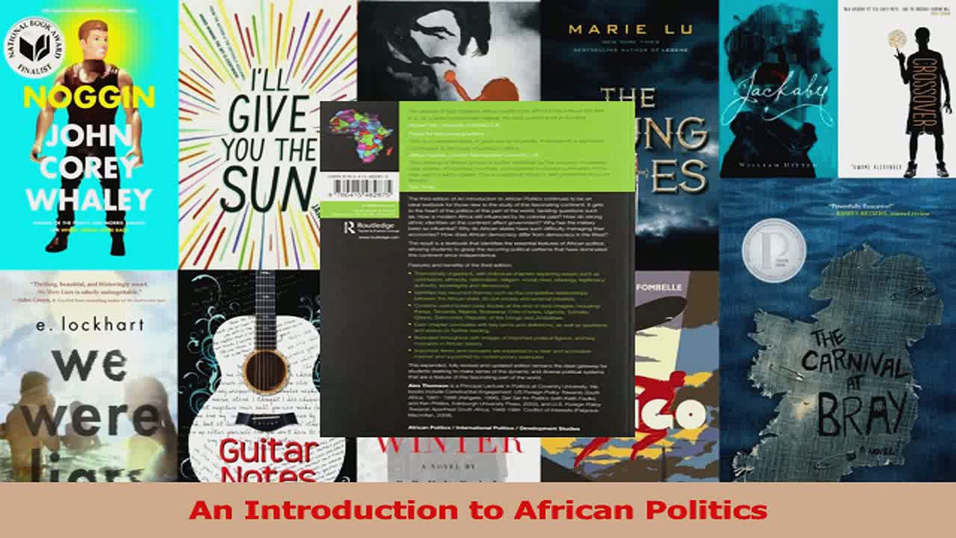 PDF Download  An Introduction to African Politics PDF Online