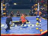 05 AAA Heavyweight Title - Dr. Wagner Jr. vs. Silver King vs. Vampiro