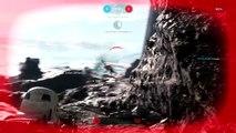Star Wars Battlefront Walkthrough Gameplay Part 4 Third Person (PS4 Multiplayer)