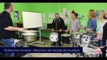 Master Class Percussions Djembé - Ecole de musique Etaples 2015