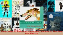 Color Atlas Of Veterinary Anatomy Volume 3 The Dog And Cat 1e PDF