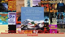In Exile from the Land of Snows The Definitive Account of the Dalai Lama and Tibet Since Download
