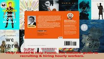 Read  Help Wanted  Help Found The insiders guide to recruiting  hiring hourly workers Ebook Online