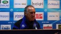 Troyes 1-1 Bastia : Conf. d'après-match de G. Printant