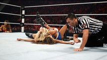 KELLY KELLY&EVE VS NIKKI&BRIE BELLA RAW 7-4-11