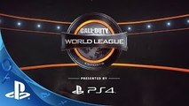 PlayStation Experience 2015: Call of Duty World League - Announcement Trailer   PS4