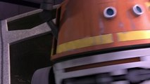 A Joyride Rescue Mission - Brothers of the Broken Horn Preview | Star Wars Rebels