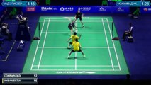Muhammad Ahsan/Hendra Setiawan vs Mads C.Petersen/Mads Pieler Kolding- Thaihot China Open 2015 [R1]