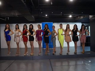 Miss Aviation Philippines 2016 Cocktail Dress Part 2