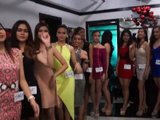 Miss Aviation Philippines 2016 Candidates for Wazzup Pilipinas