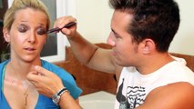 My Boyfriend Does My Makeup Tag