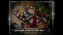 Abusar do som alto pode render multa de até R$ 4 mil em São Paulo