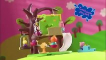 toy commerical Peppa Pig Tree House Playset Domek Na Drzewie Character-4 toy commerical