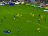 Juninho but Nantes - Olympique Lyonnais