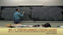[MPRI 2015] 1.24-4B Algorithmes randomisés et Structures aléatoires (Cours 4 Partie B/D)