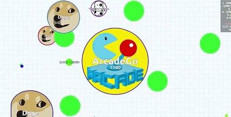 Agar.io Livestream ArcadeGo ToonFirst And Playcow Team Challenge!