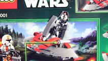 Lego Star Wars 75001 Republic Troopers vs Sith Troopers Build & Review