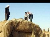 Asur hazineleri Irakta Nemrut antik Asur kenti yıkıldı