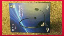 Best buy Gaming Headset  Sony USB Chat Headset  PlayStation 3