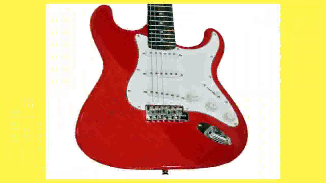 Best buy Electric Guitar  DR Tech R1 MSJR1 Red and White Electric Guitar