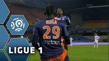 But Casimir NINGA (62ème) / Montpellier Hérault SC - EA Guingamp - (2-1) - (MHSC-EAG) / 2015-16
