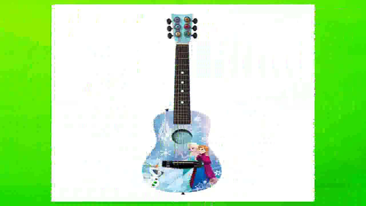 Best buy Acoustic Guitars  Disney Frozen Acoustic Guitar by First Act  FR705