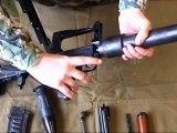 Оружие Российского спецназа. Бесшумные системы 17