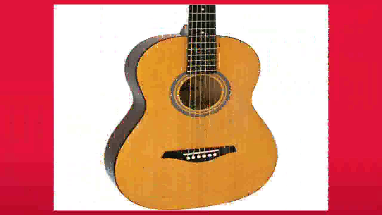 Best buy Acoustic Guitars  Hohner HW03 34 Sized Steel String Acoustic Guitar