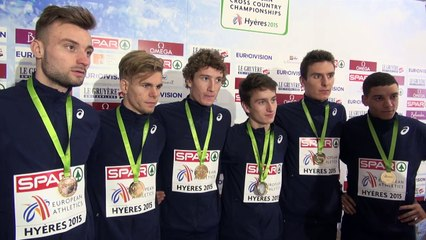 Equipe de France Juniors Hommes : « On a su rester prudents »