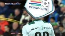 1-1 Dirk Kuyt Goal Holland  Eredivisie - 13.12.2015, FC Groningen 1-1 Feyenoord