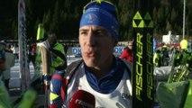 Biathlon - CM (H) - Hochfilzen : Fillon Maillet «Déçu du tir debout»