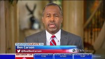 """Ben Carson attacks Ted Cruz for """"schmoozing and asking for big money and going to cocktail parties"""""""