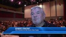 D!CI TV : Le traditionnel loto du Gap Hautes-Alpes Rugby a attiré les foules au Quattro de Gap