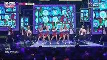 150923 myB (마이비) - My Oh My (심장어택) @ 쇼챔피언 Show Champion