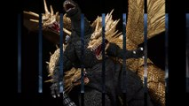 Godzilla 2 Official Trailer # 1 - Elizabeth Olsen , Bryan Cranston