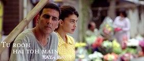 Sapna Jahan - Lyric Video - Brothers - Akshay Kumar - Jacqueline Fernandez - songsbling.com