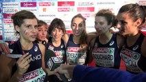 Equipe de France Espoirs Femmes : « Un vrai travail d'équipe ! »