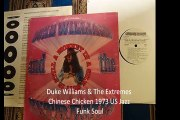 """Duke Williams & The Extremes""""Chinese Chicken"""" 1973 US Jazz Funk Soul"""