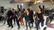 Fodé Diop And Co / Soirée Africaine après le Stage de Danse Sabar avec Yama Reine de Sabar