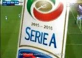 Gonzalo Higuain Fantastic GOAL Napoli 1-0 Roma Seri eA