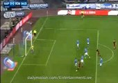 Gonzalo Higuain Super Goal Napoli 1-0 Roma Srie A