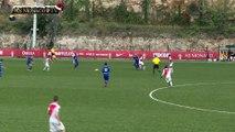 U19 : AS Monaco 4-0 Bastia