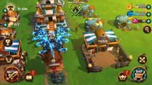 BATTLE OF HEROES   LAND OF IMMORTALS   HOW TO LEVEL HEROES