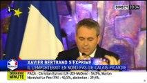 Xavier Bertrand remporte la région Nord-Pas-de-Calais-Picardie